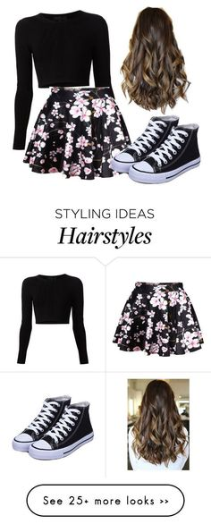 Cute fashion outfits ideas – Fashion, Home decorating Teen Fashion Outfits, Cute Fashion, Outfits For Teens, Look Fashion, Casual Outfits, Womens Fashion, Floral Outfits, Floral Skirts, Fall Fashion