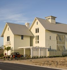 ... Jeff Dungan And Louis Nequette Designed This Beach House With An Open  Floor Plan And Four Porches To Maximize Gulf Views And Outdoor Living Space.