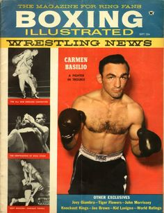 HistoryIn Stanley Weston took it upon himself to establish a boxing magazine that he hoped would bridge the gap between the fighters and the fans. He soon assumed the roles as both Publisher and Boxing Images, Professional Boxing, Boxing History, People Dont Understand, Boxing Champions, Sports Magazine, Wrestling News, Big Show, Shake Hands