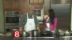 Tonino Mavuli, the man behind this approximately $10 million sweepstakes will be on WTNH News 8 tomorrow (Monday) after The Bachelor! We will update here if there are any programming changes. Here is an appearance of Tony last year cooking rigatoni with shrimp and garlic.