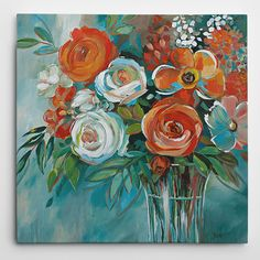 Embellish a selected area with this vibrant Spirit giclee artwork by Nan. This gallery-wrapped piece features crisp printing on canvas and contributes a splash of color. Premium Gallery Wrapped Canvas