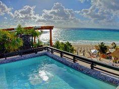Aldea Thai - Beach, Ocean View & Room Service! BRIC Vacation RentalsVacation Rental in Playa del Carmen from @HomeAway! #vacation #rental #travel #homeaway