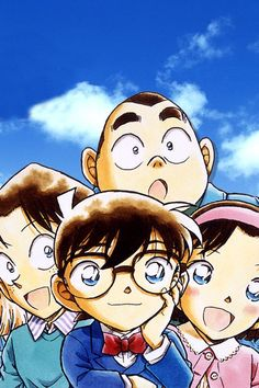 The Detective Boys From Detective Conan