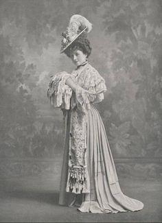 Maison de dentelles, 1905.