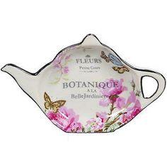 French Themed Tea bag holder