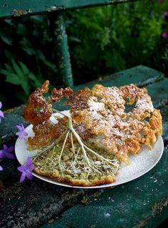 Elderflower Fritters – Gebackene Holunderblüten » Little Vienna