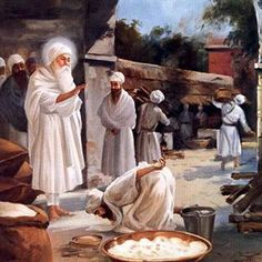 Guru Amar Das Ji, the third Guru of Sikhs purchased some land in Goindwal and laid the foundation of a Bawli (a well with descending steps) in 1559. All Sikhs joined in the work of digging the Bawli. There was great activity throughout the construction of the Bawli.