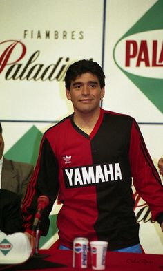 Maradona en Newell´s Old Boys