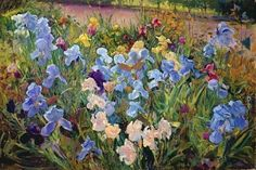 Timothy Easton - The Iris Bed, 1993