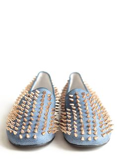 Hellraiser Spiked Loafers By UNIF
