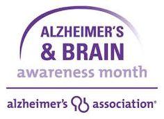 June is Alzheimer's & Brain Awareness Month! Alzheimer's Awareness Dementia Facts, Alzheimer's And Dementia, June Awareness Month, Alzheimer's Brain, Alzheimers Awareness, Social Awareness, Alzheimer's Association, Traumatic Brain Injury, Caregiver
