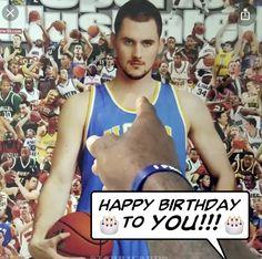 Kevin Love, Lsu, Tank Man, Happy Birthday, Mens Tops, Happy Brithday, Urari La Multi Ani, Happy Birthday Funny, Happy Birth