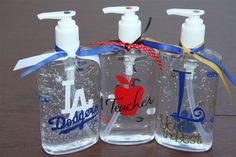 A personal favorite from my Etsy shop https://www.etsy.com/listing/200872818/hand-sanitizersmake-great-gifts
