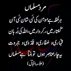 poetry allama iqbal inspirational poetry collection about