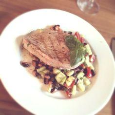 Yellow Fin Tuna Salad
