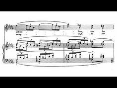 "Richard Strauss, Four Last Songs (Vier Letzte Lieder).    ""Beim Schlafengehen"" (Going to Sleep).    Lucia Popp, Soprano.  Michael Tilson Thomas, Conductor.  London Symphony Orchestra."