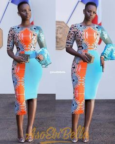 Ankara dress styles:Latest styles only - African fashion and lifestyles www. Ankara dress styles:Latest styles only - African fashion and lifestyles www. Latest Ankara Dresses, Ankara Dress Styles, African Print Dresses, African Dress, African Fashion Ankara, Latest African Fashion Dresses, African Print Fashion, Dress Fashion, Fashion Outfits
