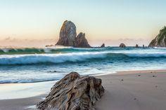 Glasshouse Rocks - Glasshouse Rocks Narooma New South Wales,  Australia       Nikon D5200 18-55mm 42mm/ƒ/11/1/5s/ISO 100