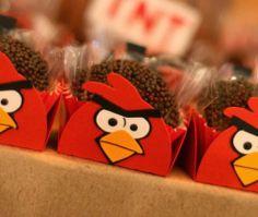 Encontrando Ideias: Festa Angry Birds!!                                                                                                                                                                                 Mais