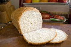 Sandwich Bread Recipe for Stand Mixers