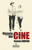 HISTORIA DEL CINE. Román Gubern. Localización: 791/GUB/his
