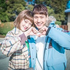 Weightlifting Fairy Kim Bok Joo Scene, Weightlifting Fairy Kim Bok Joo Wallpapers, Weightlifting Kim Bok Joo, Swag Couples, Cute Couples, Weighlifting Fairy Kim Bok Joo, Nam Joo Hyuk Lee Sung Kyung, Korean Drama Romance, Kim Book