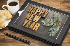 Residence Inn by Marriott Boston-Woburn wishes you a happy new year!