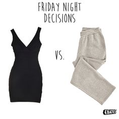 Whether you go out for a night on the town or have a cozy night in with Netflix, enjoy your Friday night!