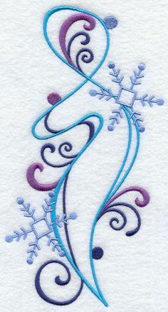 Machine Embroidery Designs at Embroidery Library! - Color Change - G8404