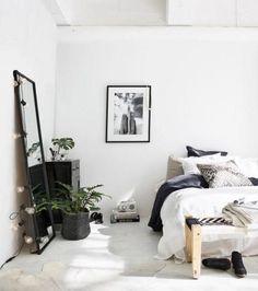 Chambre blanche : idées et conseils