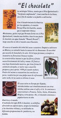 Espagna  El Chocolate