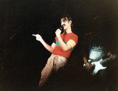 Frank Zappa, Hammersmith Odeon, Sept 1984   Flickr: partage de photos!