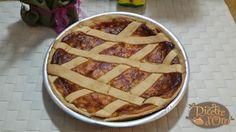 La Pastiera napoletana di Scaturchio,la migliore pasticceria di Napoli,con ingredienti genuini come pasta frolla,grano e ricotta e strutto