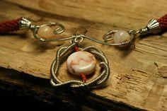 Χειροποίητο Κολιέ με Χάντρες Toho - Necklace Soutache Technique – Handmade Greek Jewellery