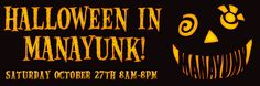 SAVE THE DATE: Halloween In Manayunk