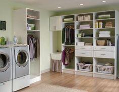 Closets - Organizadores.  http://www.decoraonline.com