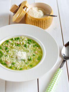 Risi e bisi - rýže a hrášek italské rizoto