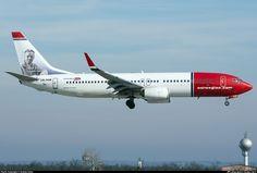 LN-NGB Norwegian Air Shuttle Boeing 737-8JP(WL)
