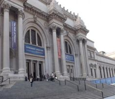 Metropolitan Museum | NYC Gallery | Top Museums NYC | Art Gallery NYC | Museums In Nyc, Nyc Art, Metropolitan Museum, Galleries, New York City, Art Gallery, Street View, Memories, Vegan
