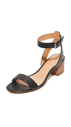 MADEWELL Odessa Simple Sandals. #madewell #shoes #sandals