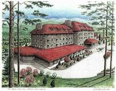 Grove Park Inn, Asheville, North Carolina