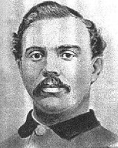 Augusto Rodriguez,Lieutenant Augusto Rodríguez was born in 1835 in San Juan, Puerto Rico. Rodríguez migrated to the United States and according to the 1860 census, was one of the only 10 Puerto Ricans living in New Haven, Connecticut.