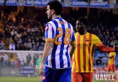La visita del Deportivo al estadio Calderón quedó congelada en la retina por los cinco goles que anotó Falcao Este partido dejó el debut como titular de la joven promesa herculina, Pablo Ínsua.