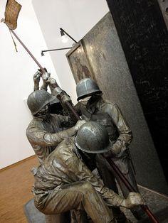 Edward Kienholz, portable war memorial, 1968 - Museum Ludwig, Cologne (Köln)