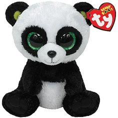 Bamboo - Beanie Boos Panda - Ty