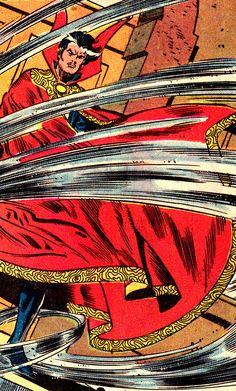 Doctor Strange - Docteur Strange - Stephen Strange - Marvel Comics