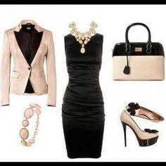 Classic Business styles for women.  Woud use a clutch instead.