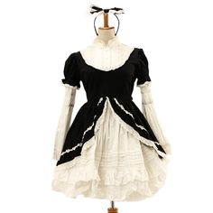 http://www.wunderwelt.jp/products/detail5146.html ☆ ·.. · ° ☆ ·.. · ° ☆ ·.. · ° ☆ ·.. · ° ☆ ·.. · ° ☆ Black × white lace dress Katyusha set BABY THE STARS SHINE BRIGHT ☆ ·.. · ° ☆ How to order ☆ ·.. · ° ☆  http://www.wunderwelt.jp/blog/5022 ☆ ·.. · ☆ Japanese Vintage Lolita clothing shop Wunderwelt ☆ ·.. · ☆ # egl