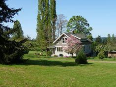 Farmhouse vacation rental in Vashon Island from VRBO.com! #vacation #rental #travel #vrbo
