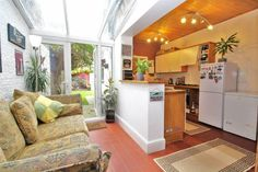 Check out this property for sale on Rightmove! Narrow Kitchen, Sale On, Property For Sale, Terrace, Kitchens, Bedroom, House, Home Decor, Balcony